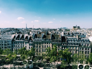 COURTESY OF KATIE RUBERY Paris offers many study abroad programs for students interested in literature, culture — or fashion.