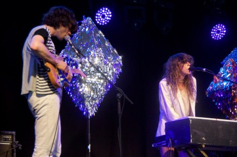 Alex Scally and Victoria Legrand/Beach House