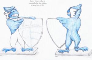 Courtesy of SGA The winning design, by Larcia Premo, was chosen through online voting.