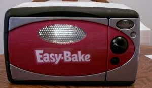SHELLI BRANNUM/ CC BY-NC 2.0 The Easy-Bake Oven and Snack Center symbolize childhood for many.