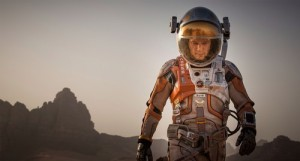 Courtesy of BOUNCYBUNNY3 via FANPOP Matt Damon gets abandoned in space again as NASA astronaut Mark Watney in The Martian.