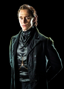 Courtesy of  RAKSHASA VIA FANPOP Hiddleston stars as Thomas Sharpe in the gothic horror film.